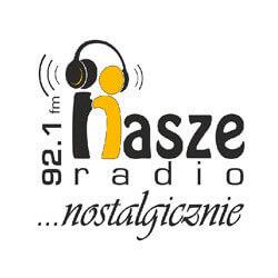 Nasze Radio 92,1 FM... nostalgicznie logo